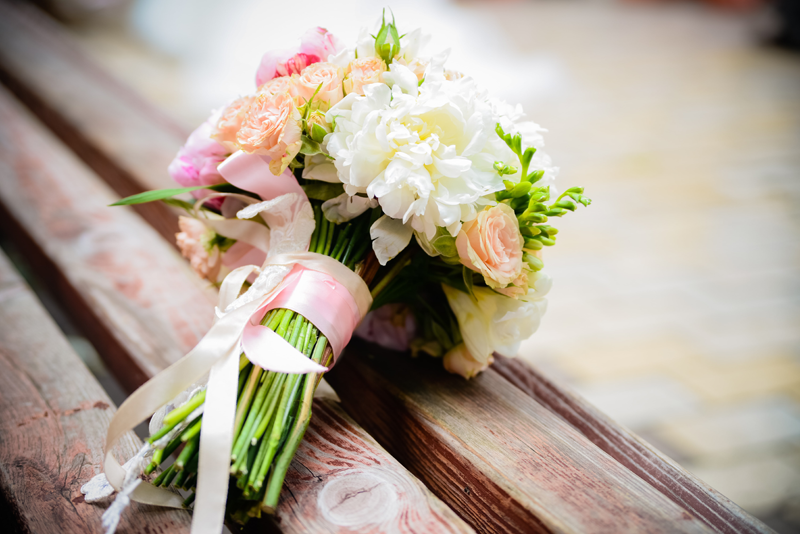Wedding decor and flowers
